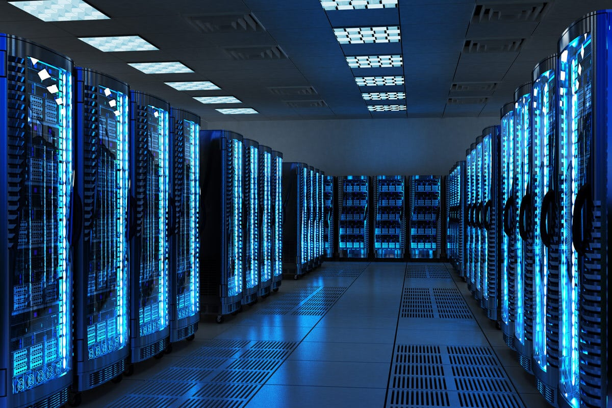 some info about our datacentre